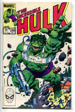 Incredible Hulk 289 Marvel 1983 NM Abomination Star Wars ROTJ Thor Ad