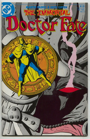 Immortal Doctor Fate 2 DC 1985 NM Walt Simonson