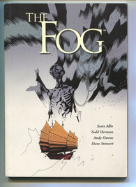 The Fog 1 GN Digest Dark Horse 2005 NM- Signed John Carpenter