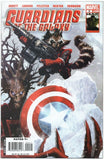 Guardians Of The Galaxy 2 2nd Series Marvel 2008 NM Groot Rocket Raccoon