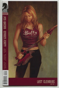 Buffy The Vampire Slayer Season Eight 40 A Dark Horse 2011 NM Final Issue