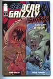 Sea Bear & Grizzly Shark 1 Image 2010 NM Jason Howard Ryan Ottley