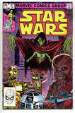 Star Wars 67 Marvel 1983 VF Luke Skywalker Princess Leia R2-D2 IG-88