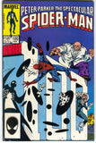 Spectacular Spider-Man 100 Marvel 1985 NM- Kingpin Black Cat Spot Alien Symbiote