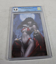 Vampirella Valentine's Day Special 1 CGC 9.8 Jeehyung Lee Virgin Variant