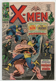 Uncanny X-Men 38 1st Series Marvel 1967 VG Blob Vanisher Roy Thomas