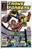 Transformers 55 Marvel 1989 VF G1 Newsstand Wrestling Ring Micromasters
