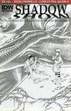 Shadow Show 1 IDW 2014 NM Retailer Exclusive Sketch Variant Joe Hill