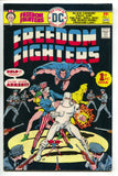Freedom Fighters 1 DC 1976 FN VF Uncle Sam Black Condor Ray Human Bomb
