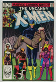 Uncanny X-Men 167 Marvel 1983 NM- Wolverine Cyclops Brood