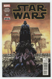 Star Wars 2 2nd Series Marvel 2015 NM 1st Print Darth Vader Han Solo