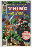 Marvel Two-In-One 45 1978 VF Thing Captain Marvel Bob Layton