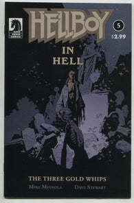 Hellboy In Hell 5 Dark Horse 2013 FN VF Mike Mignola