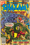 Shazam 35 DC 1978 FN Final Issue Captain Marvel Mary Snake Bondage