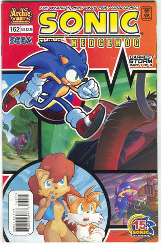 Sonic The Hedgehog 162 Archie 2006 FN