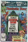 Fantastic Four 238 1st Series Marvel 1982 FN VF John Byrne Doctor Doom