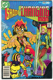 Shade The Changing Man 4 1st Series DC 1978 VF Steve Ditko
