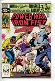 Power Man And Iron Fist 77 Marvel 1982 NM- Luke Cage Daredevil 178 Ballerina
