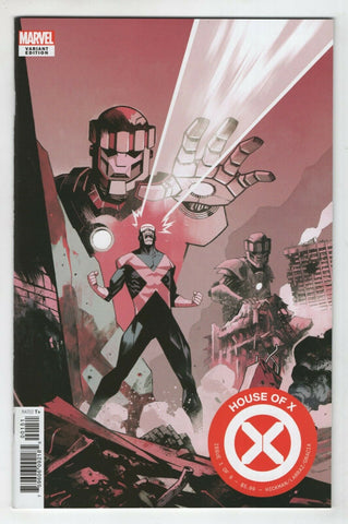 House Of X 1 Marvel 2019 NM 1:10 Mike Huddleston Variant X-Men Cyclops
