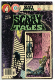 Scary Tales 10 Charlton 1978 FN VF Skeleton Chain Bondage Prison Mike Zeck