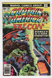 Captain America 202 Marvel 1976 FN VF Falcon Jack Kirby