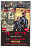 The Boys 22 Dynamite 2008 VF Garth Ennis Signed Darick Robertson