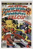 Captain America 205 Marvel 1977 FN VF Falcon Jack Kirby