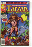 Tarzan Lord Of The Jungle 13 Marvel 1978 NM- Lion Roy Thomas John Buscema