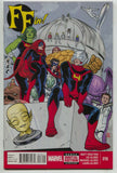 FF 16 A Marvel 2014 NM Mike Allred Matt Fraction Ant-Man She-Hulk Medusa