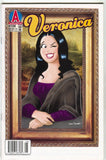 Veronica 198 Archie 2010 NM- Newstand Mona Lisa Homage Dan Parent