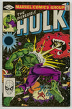 Incredible Hulk 270 Marvel 1982 VF NM Rocket Raccoon Mention