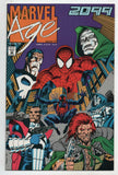Marvel Age 117 1992 NM Spider-Man 2099 Ravage Punisher Venom Dr Doom