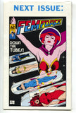 Femforce 13 Americomics 1988 NM-