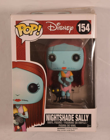 The Nightmare Before Christmas Nightshade Sally Pop Vinyl Figure 154 Disney