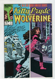 Kitty Pryde And Wolverine 1 Marvel 1984 VF NM Chris Claremont