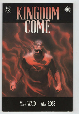 Kingdom Come 4 DC 1996 VF Alex Ross Mark Waid Elseworlds