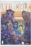 Invincible 127 Image 2016 NM Robert Kirkman Ryan Ottley