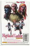The Boys Highland Laddie 1 Dynamite 2010 VF Garth Ennis Signed Darick Robertson
