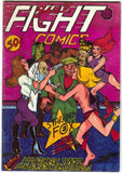 Girl Fight Comics 1 Print Mint 1972 FN VF Trina Robbins