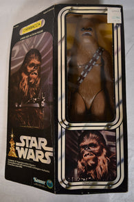 "Star Wars Chewbacca 12"" Large Size Action Figure Kenner 1978 MIB New"