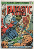Fantastic Four 150 Marvel 1974 VG Ultron Quicksilver Crystal Wedding Avengers