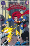 Superman Adventures 1 DC 1996 NM WB Kids Animated Series 1st Mercy Graves