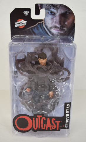 Outcast Kyle Barnes Action Figure 1 Color Bloody SDCC NYCC 2016 McFarlane