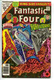 Fantastic Four Annual 12 Marvel 1977 VF Inhumans Black Bolt