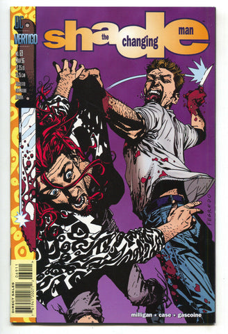 Shade The Changing Man 69 DC 1996 NM Peter Milligan