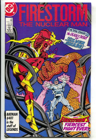Firestorm 53 2nd Series DC 1986 NM-
