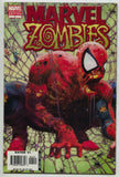 Marvel Zombies 1 2006 NM 2nd Print Arthur Suydam Spider-Man Homage Variant