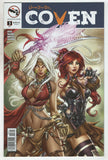 Grimm Fairy Tales Coven 3 A Zenescope 2015 NM Paolo Pantalena Variant GFT