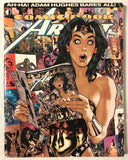 Comic Book Artist 21 TwoMorrows 2002 FN VF Adam Hughes Wonder Woman