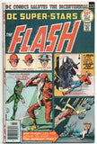 DC Super Stars 5 1976 FN VF Flash Golden Age Kid Death Card Dick Giordano